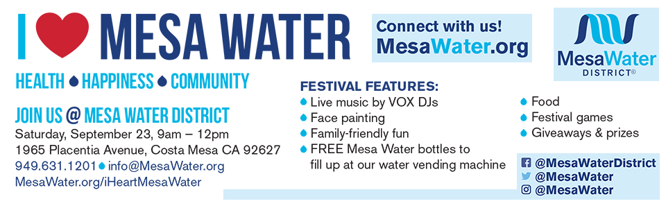Water Distric Event