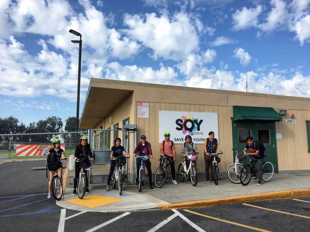 SOY Bike Ride